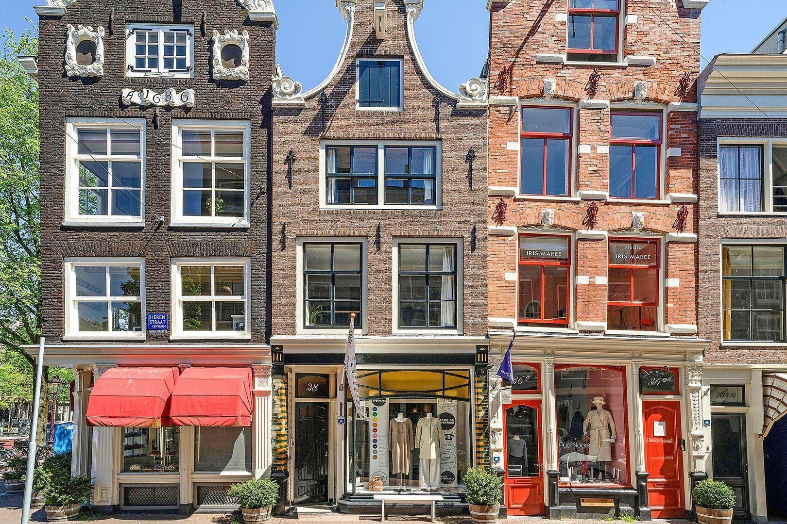 Herenstraat 38, Amsterdam foto-0 blur