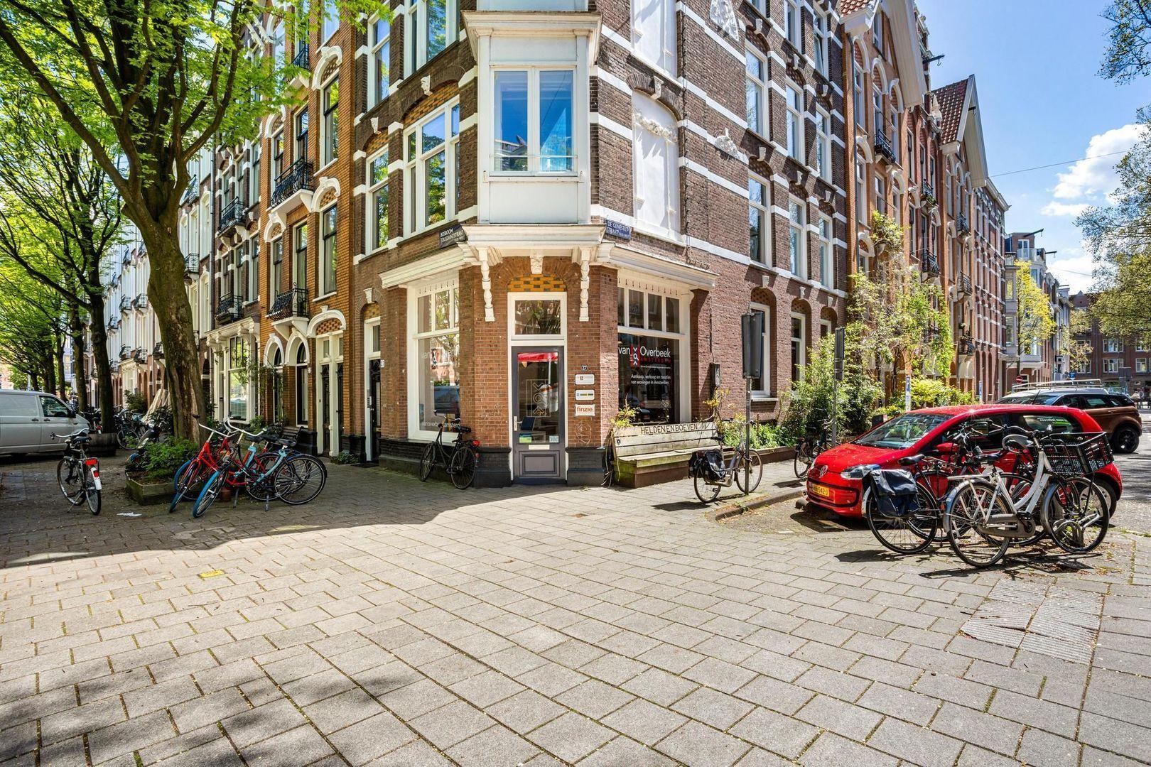 Bosboom Toussaintstraat 27, Amsterdam foto-0 blur