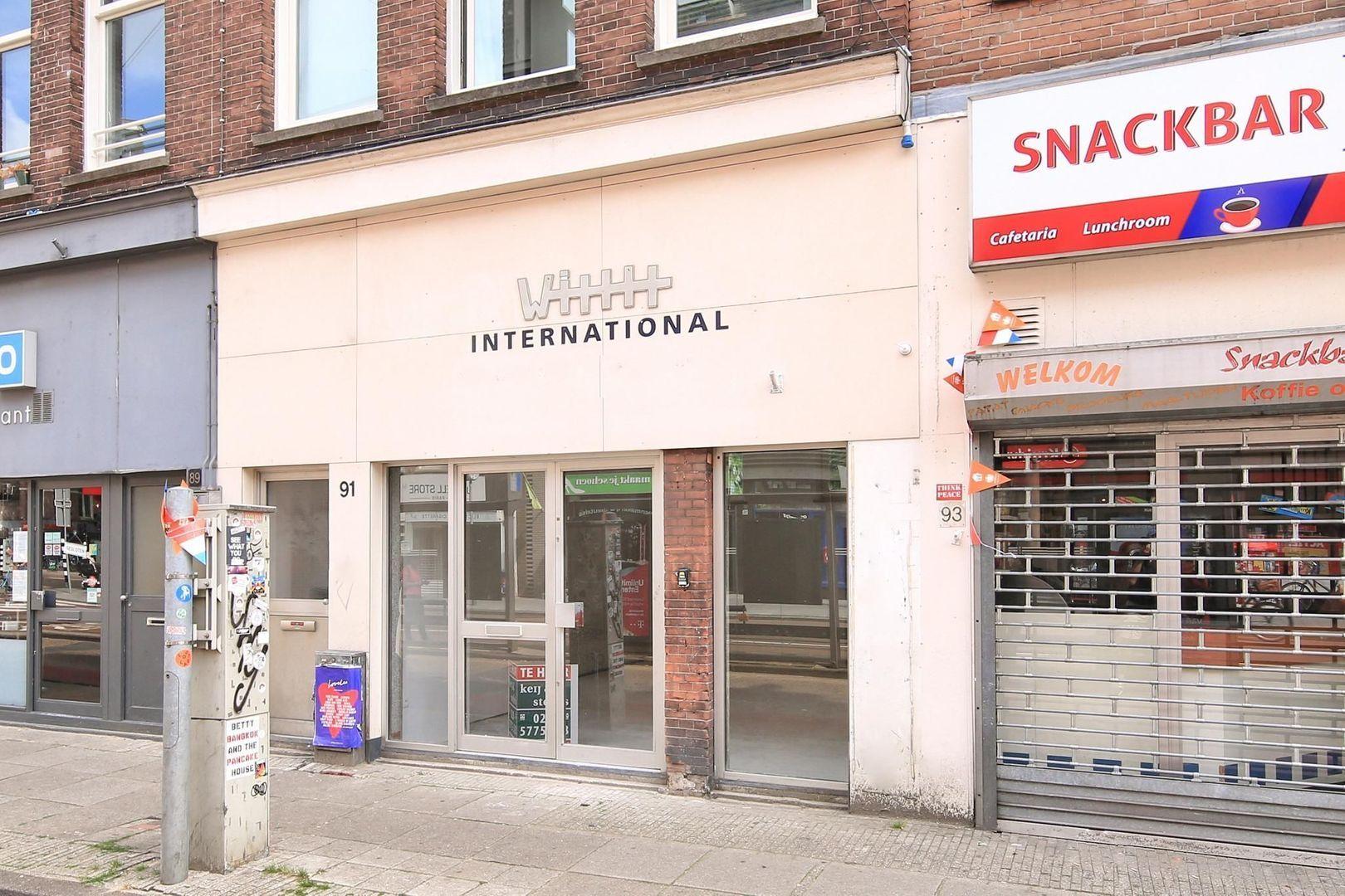 Van Woustraat 91, Amsterdam foto-0 blur