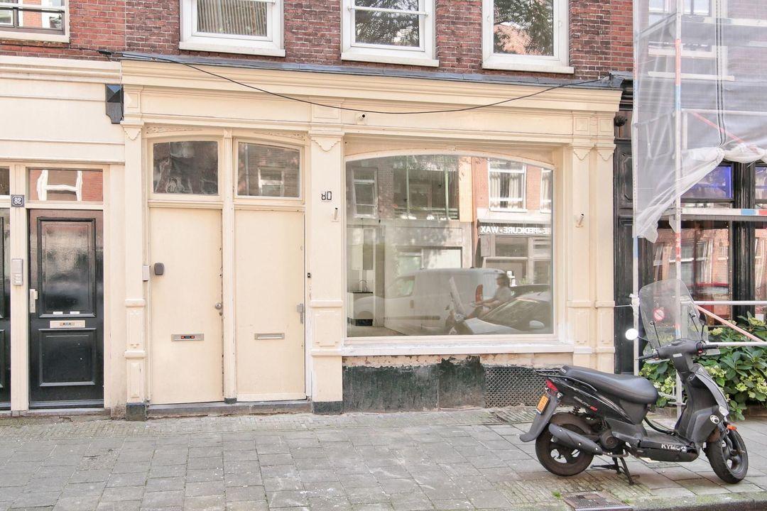 Daniel Stalpertstraat 80, Amsterdam