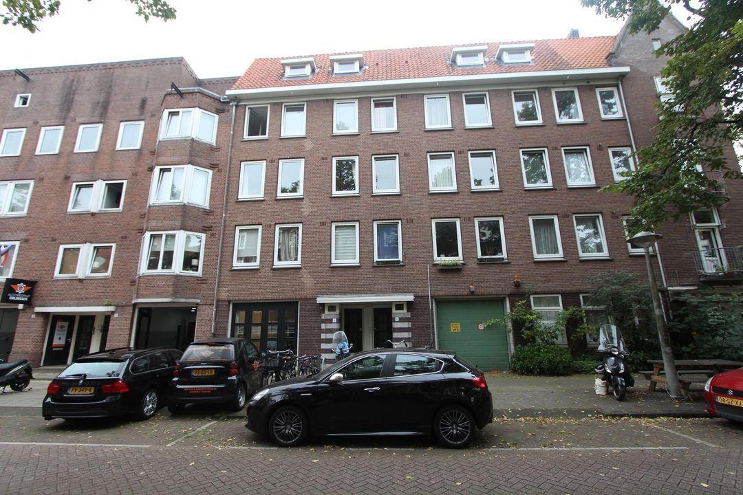 Crynssenstraat 6 - 8, Amsterdam