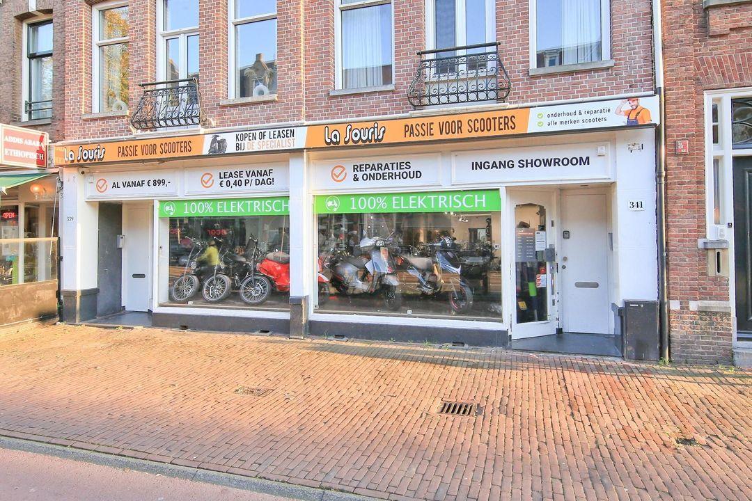 Overtoom 339 -341, Amsterdam