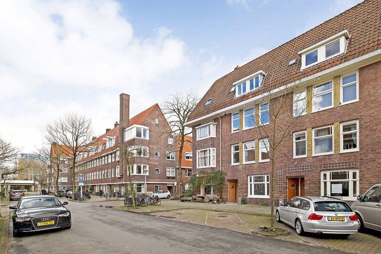 Copernicusstraat 58 II, Amsterdam foto-14 blur
