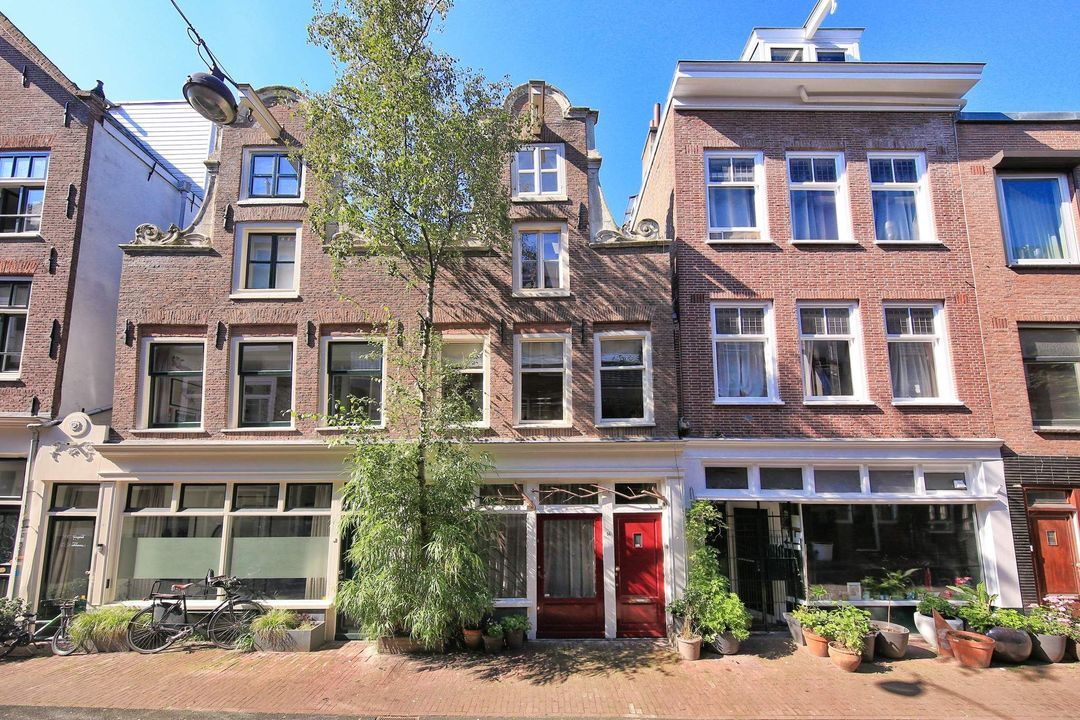 Tweede Rozendwarsstraat 14 HS- BV, Amsterdam