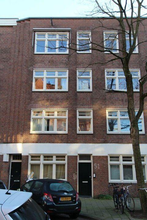 Mauvestraat 51 -I, Amsterdam