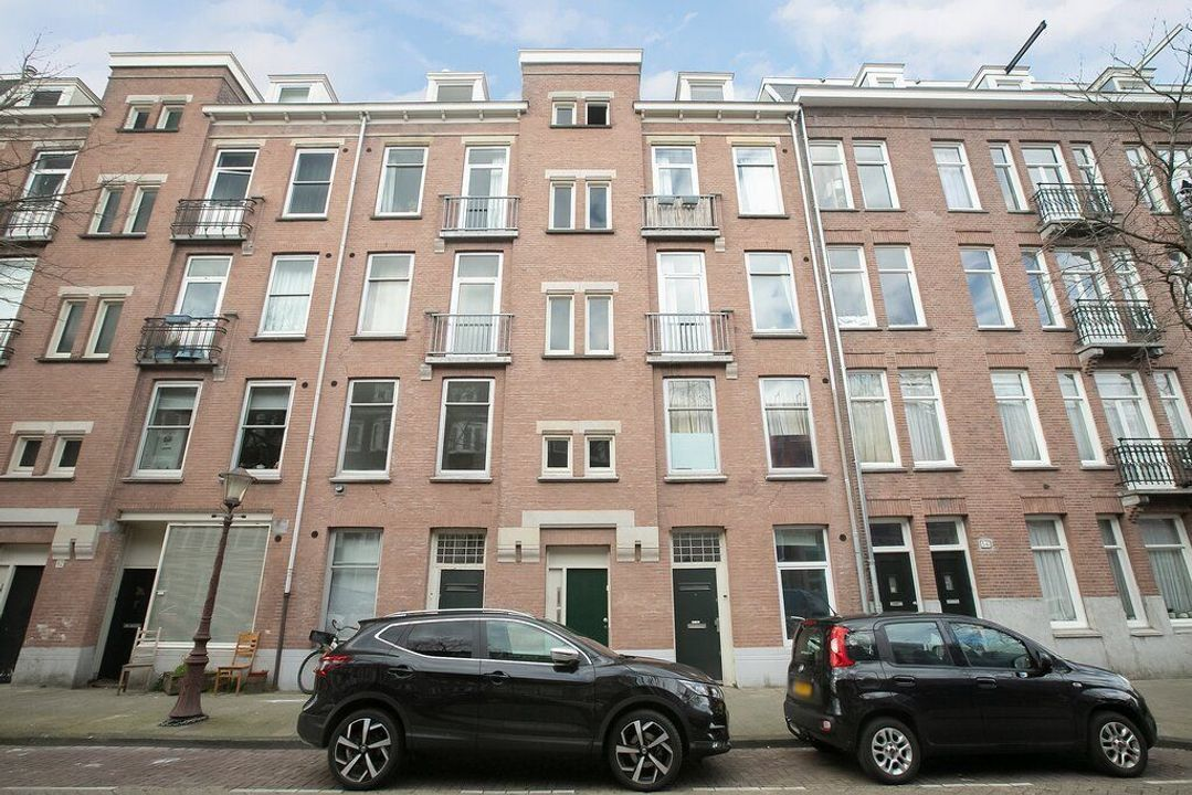 Transvaalstraat 60 I, Amsterdam