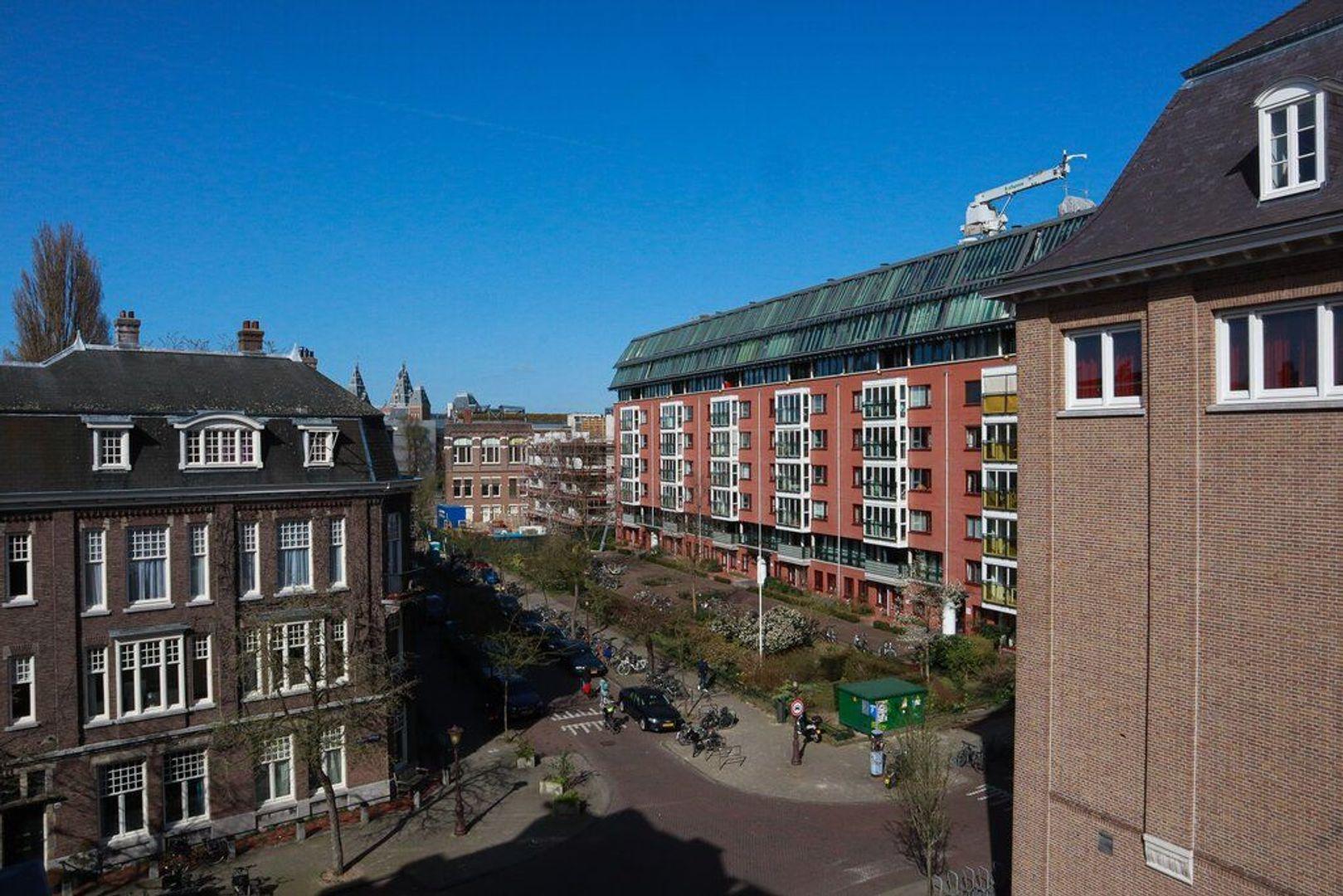 Pieter de Hoochstraat 74 III, Amsterdam foto-14 blur