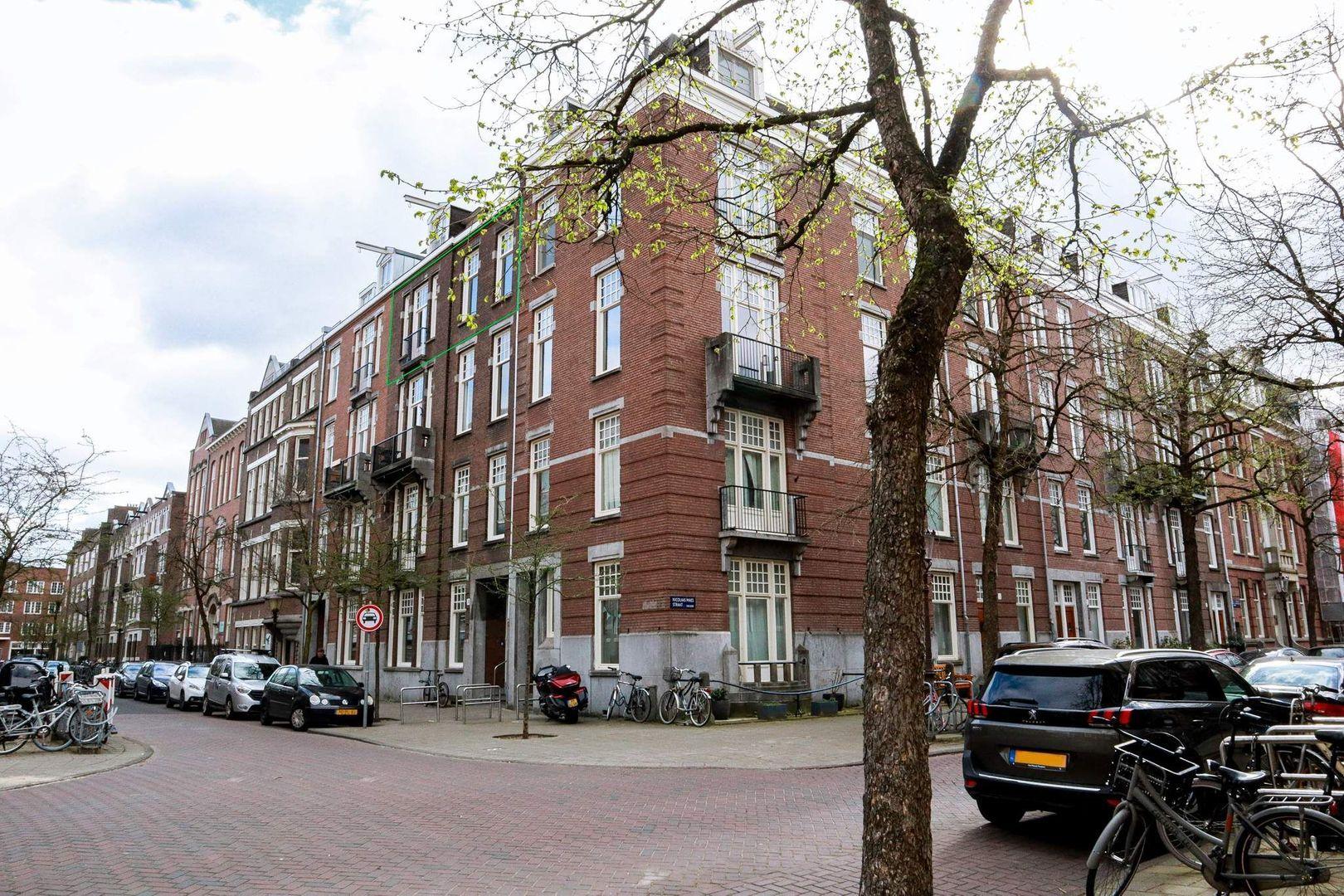 Pieter de Hoochstraat 74 III, Amsterdam foto-0 blur
