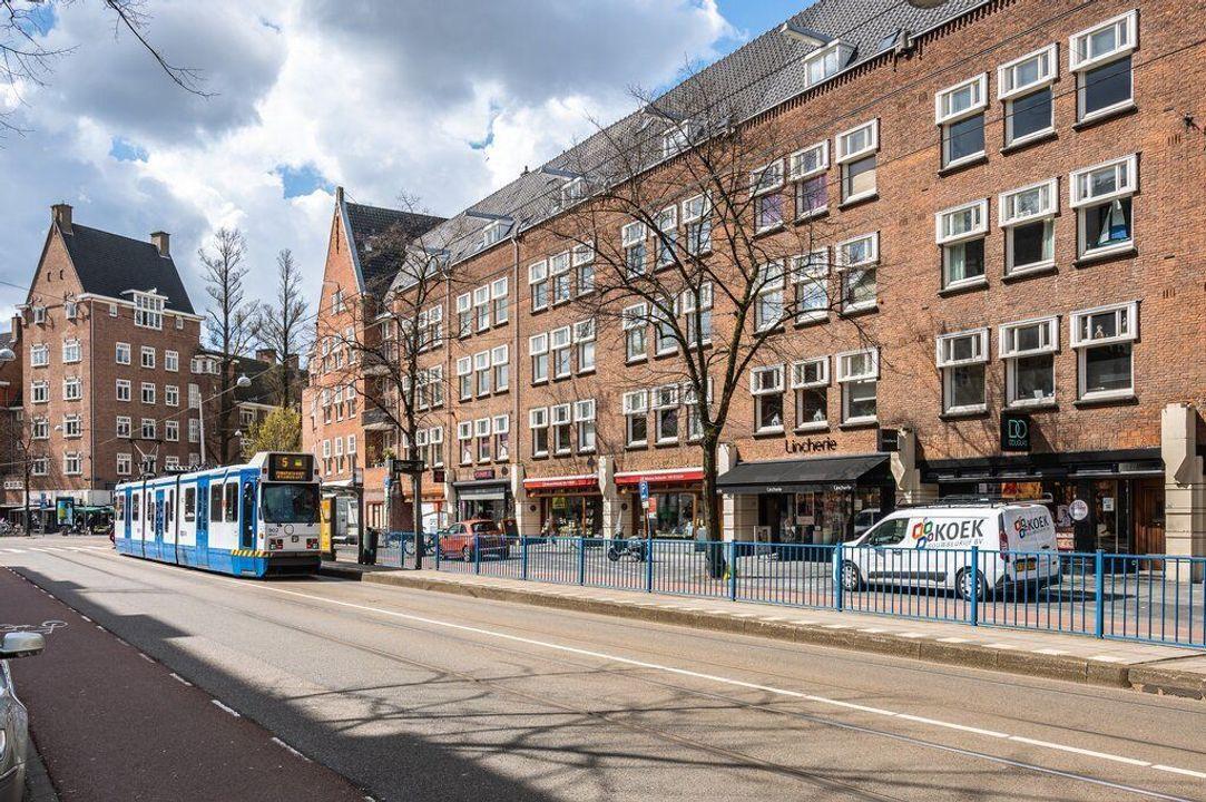 Beethovenstraat 32 -IV, Amsterdam