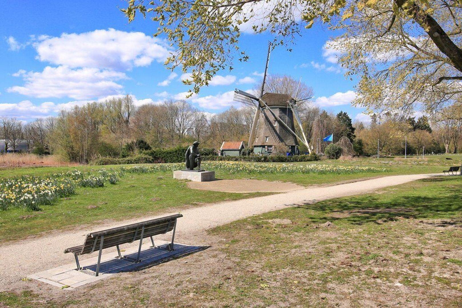Opveld 10, Amsterdam foto-52 blur