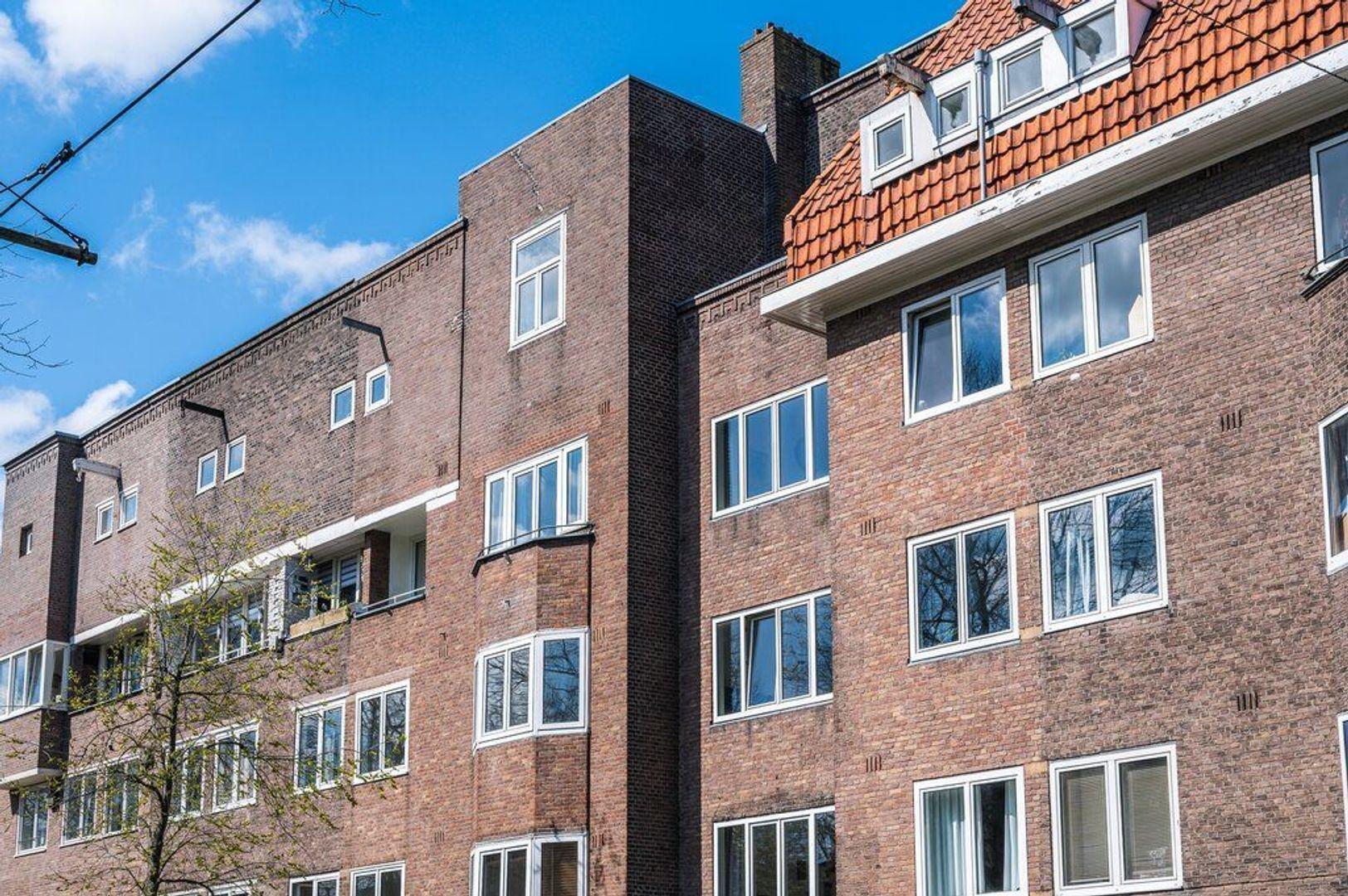Churchill-laan 82 III/IV, Amsterdam foto-0 blur