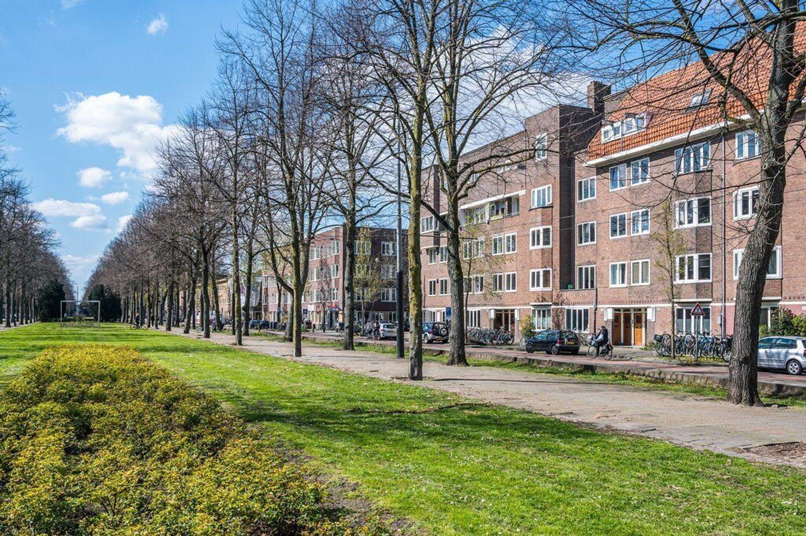 Churchill-laan 82 III/IV, Amsterdam foto-33 blur