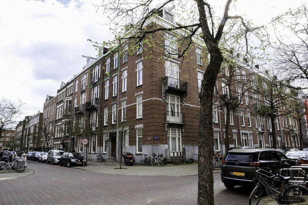 Pieter de Hoochstraat 74 III, Amsterdam