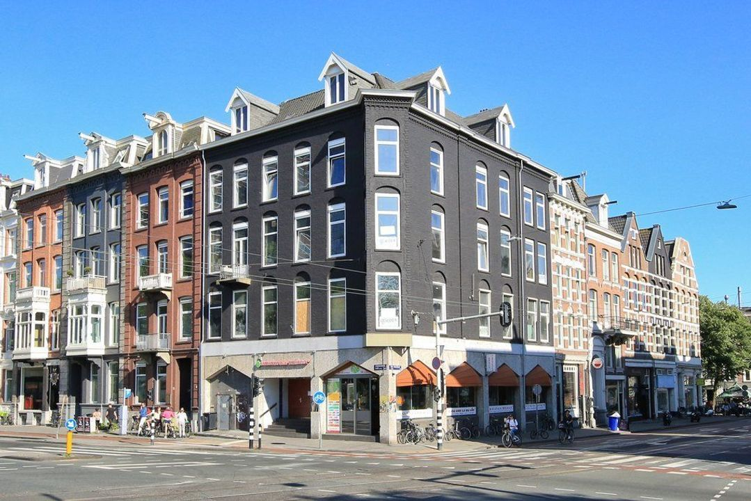 Stadhouderskade 124 -G, Amsterdam