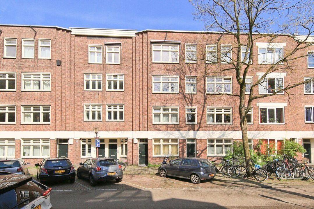 Mauvestraat 49 III, Amsterdam