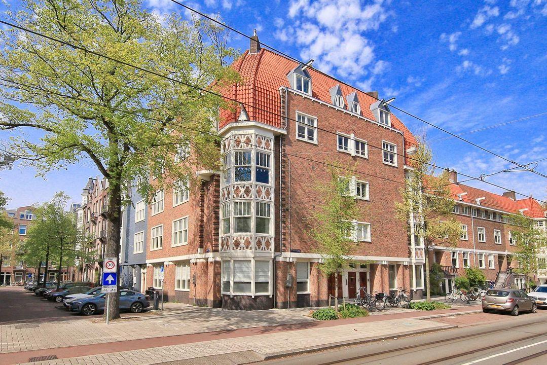 De Lairessestraat 172 A, Amsterdam