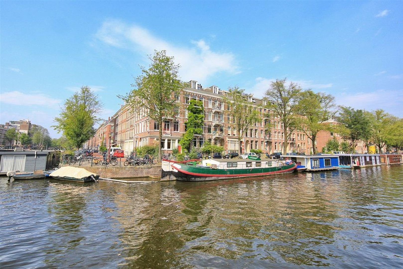 Jacob van Lennepkade 36 II, Amsterdam foto-2 blur