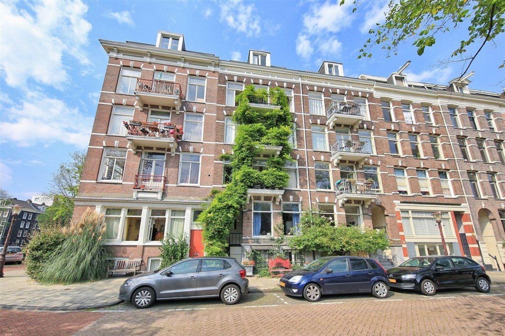 Jacob van Lennepkade 36 sous, Amsterdam foto-10 blur