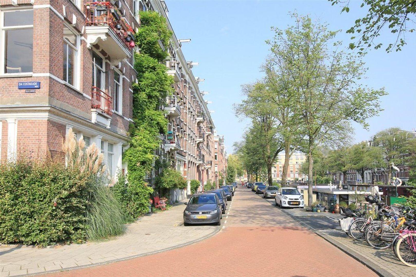 Jacob van Lennepkade 36 sous, Amsterdam foto-11 blur