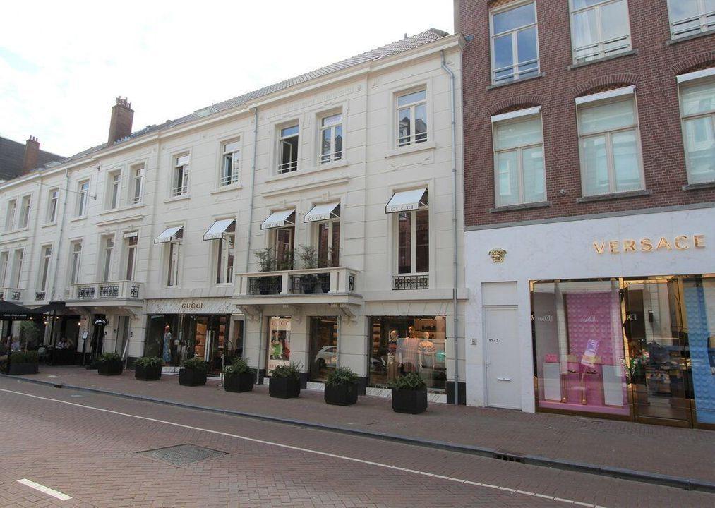 Pieter Cornelisz. Hooftstraat 91 B, Amsterdam