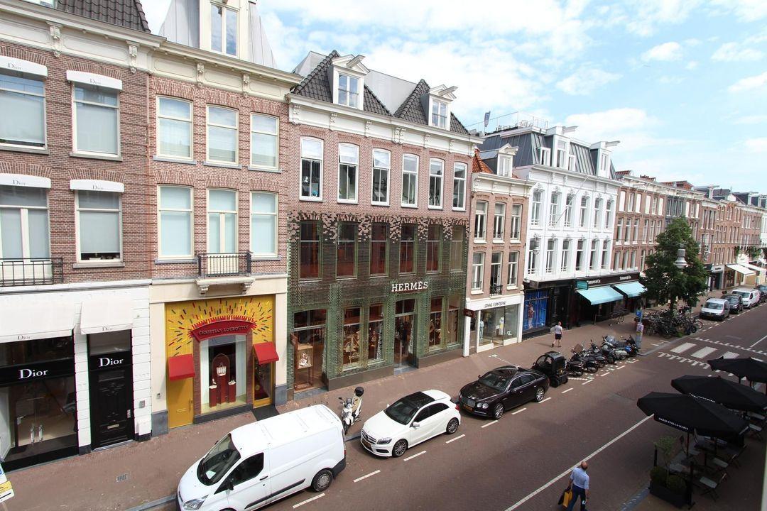 Pieter Cornelisz. Hooftstraat 93 II, Amsterdam
