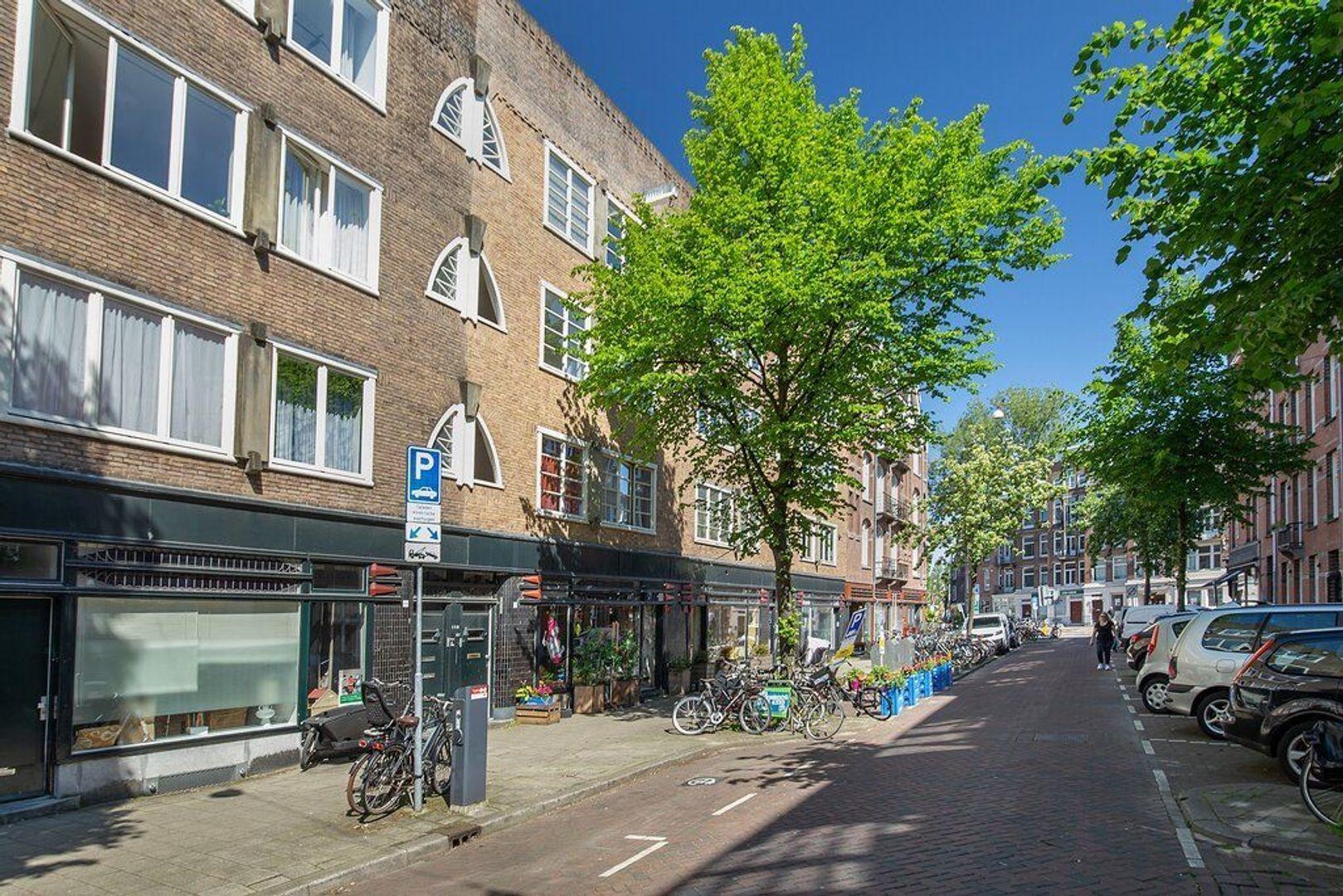 Van Speijkstraat 157 II, Amsterdam foto-22 blur