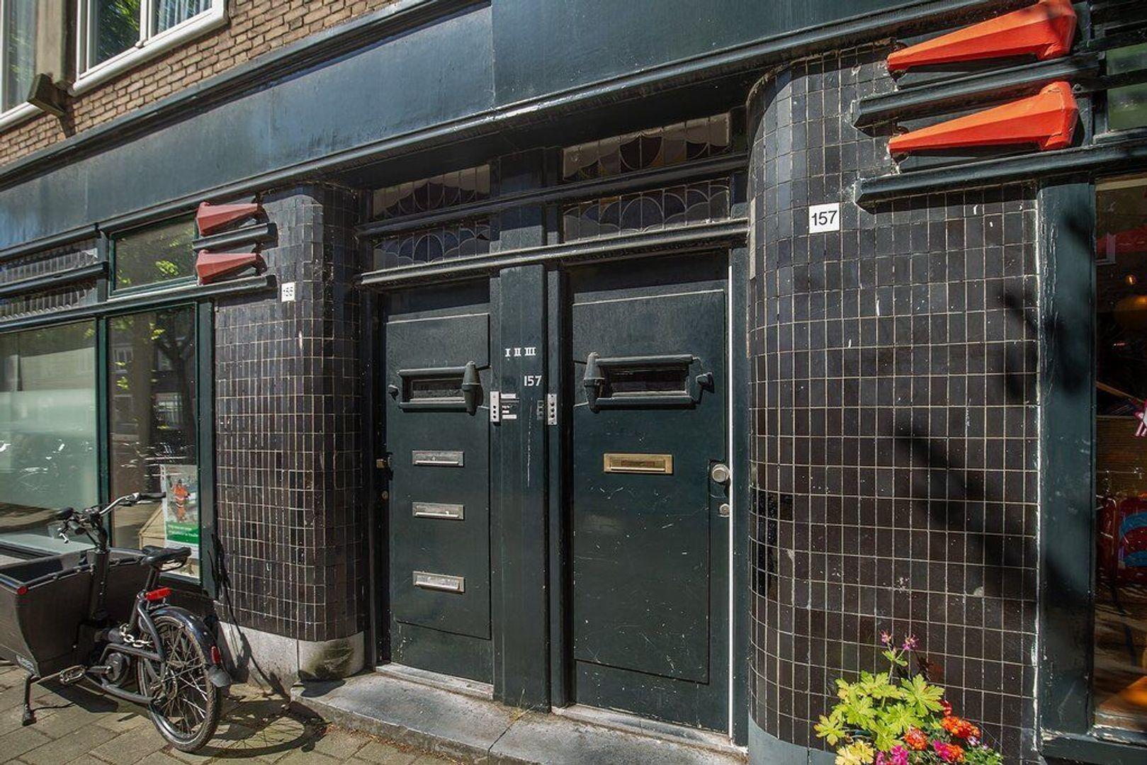 Van Speijkstraat 157 II, Amsterdam foto-21 blur