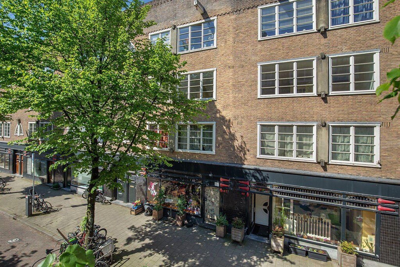 Van Speijkstraat 157 II, Amsterdam foto-25 blur