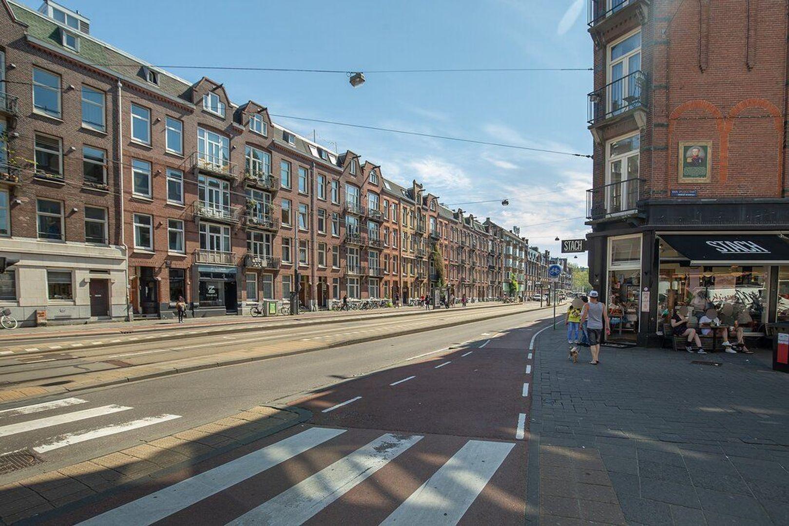 Van Speijkstraat 157 II, Amsterdam foto-23 blur