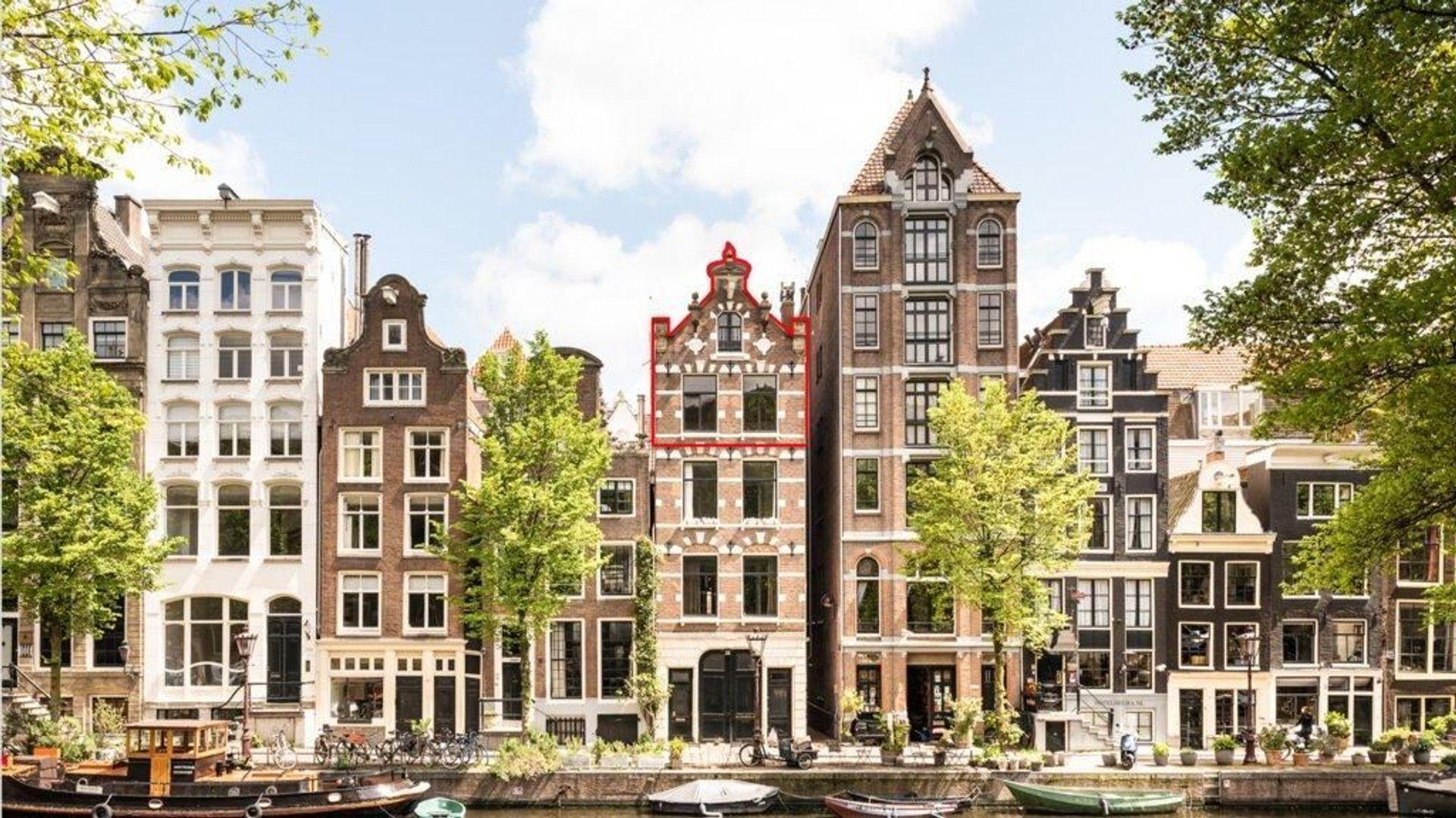 Herengracht 265 BV, Amsterdam foto-0 blur