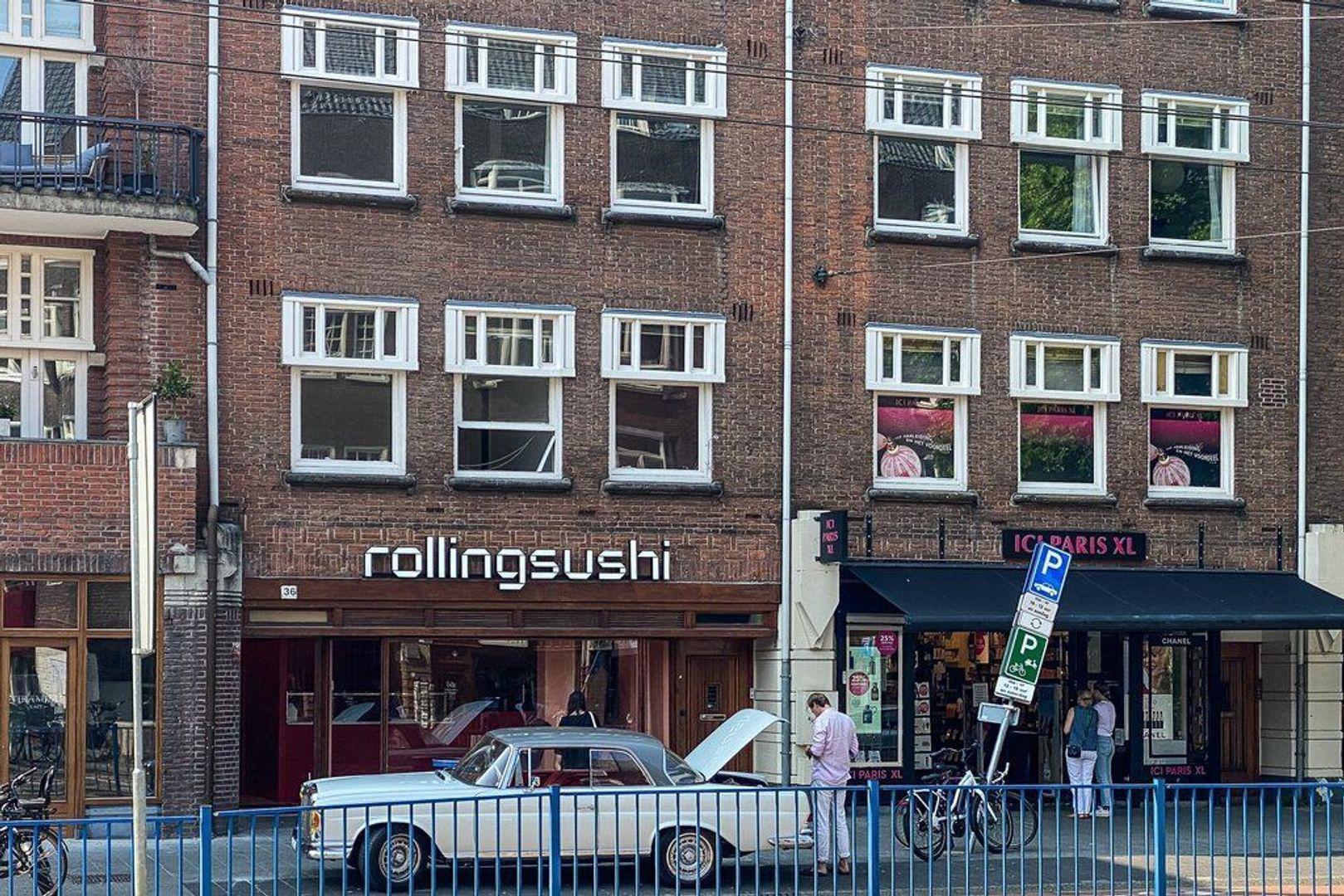 Beethovenstraat 36 -II, Amsterdam foto-1 blur