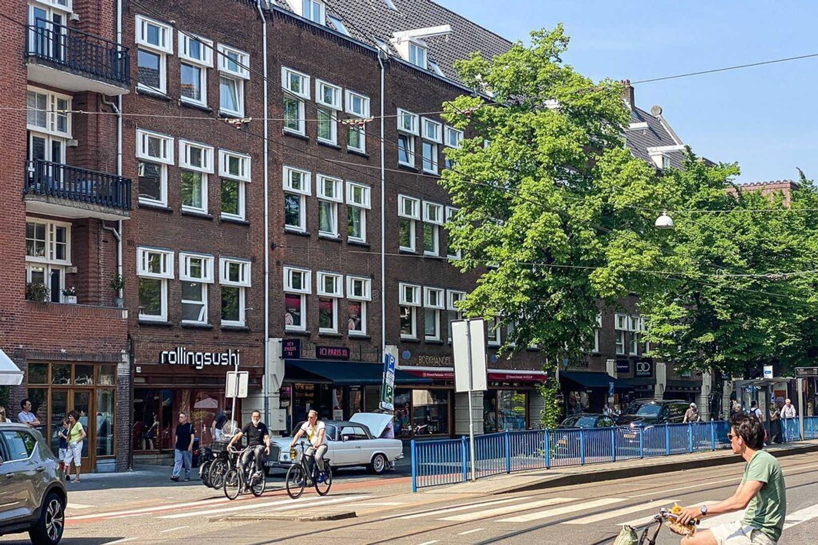 Beethovenstraat 36 -II, Amsterdam foto-19 blur