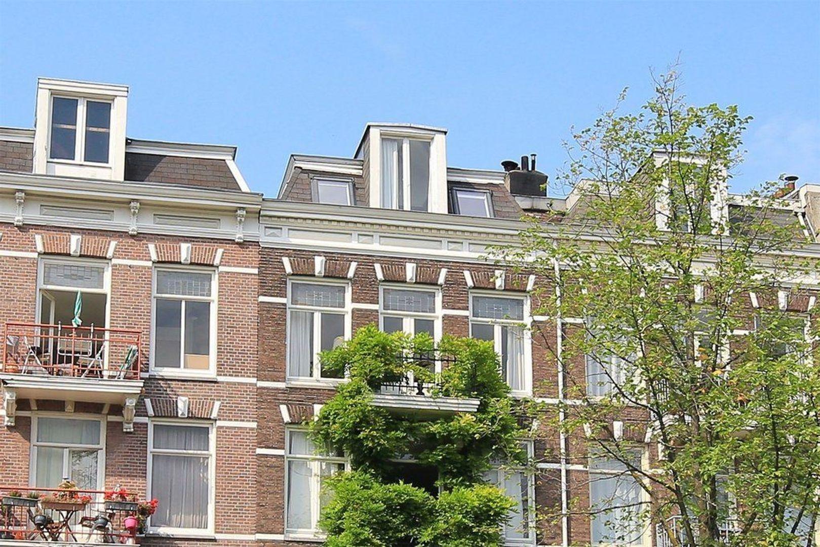Jacob van Lennepkade 36 II, Amsterdam foto-1 blur