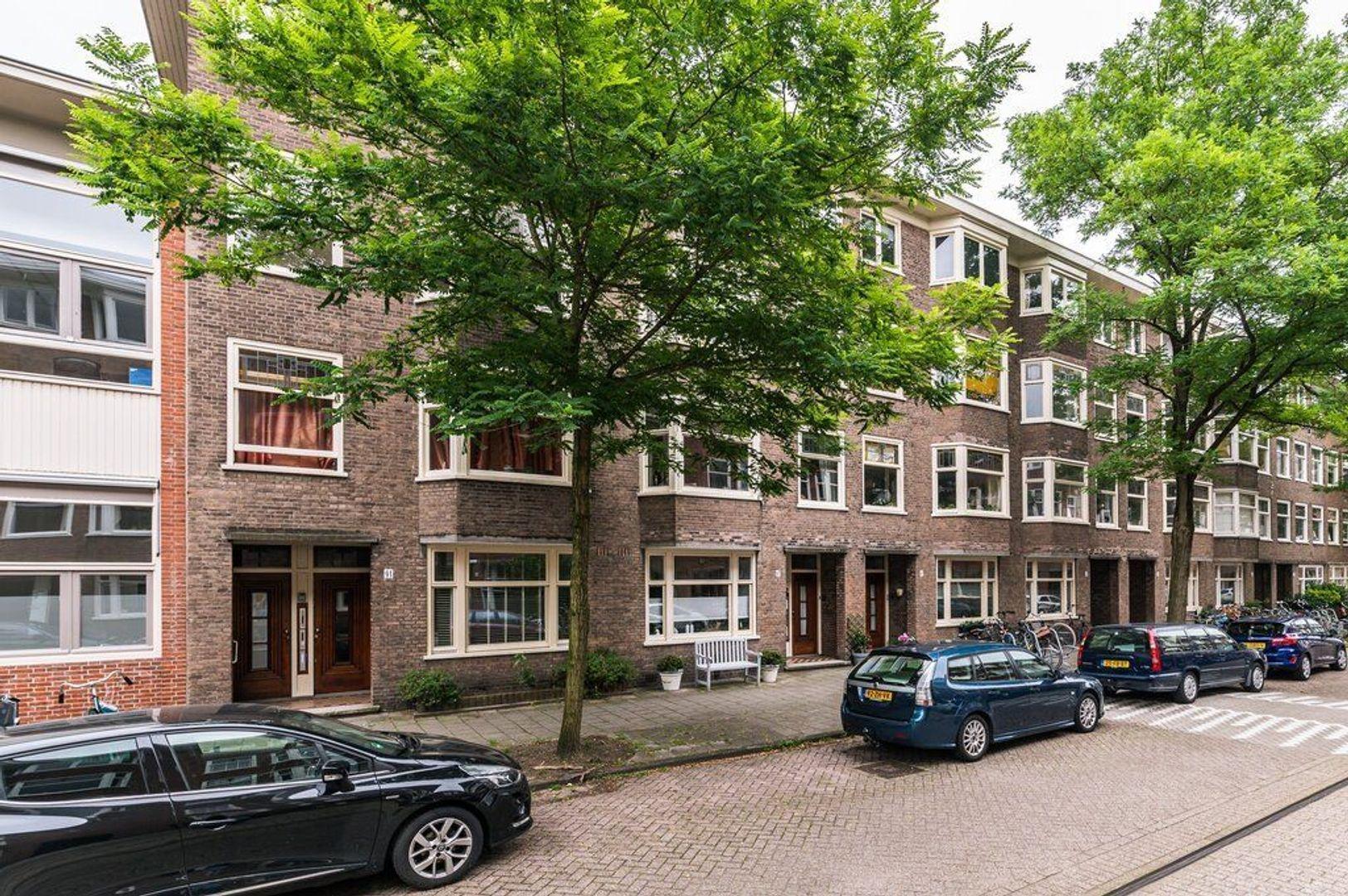 Hunzestraat 91 HS, Amsterdam foto-0 blur
