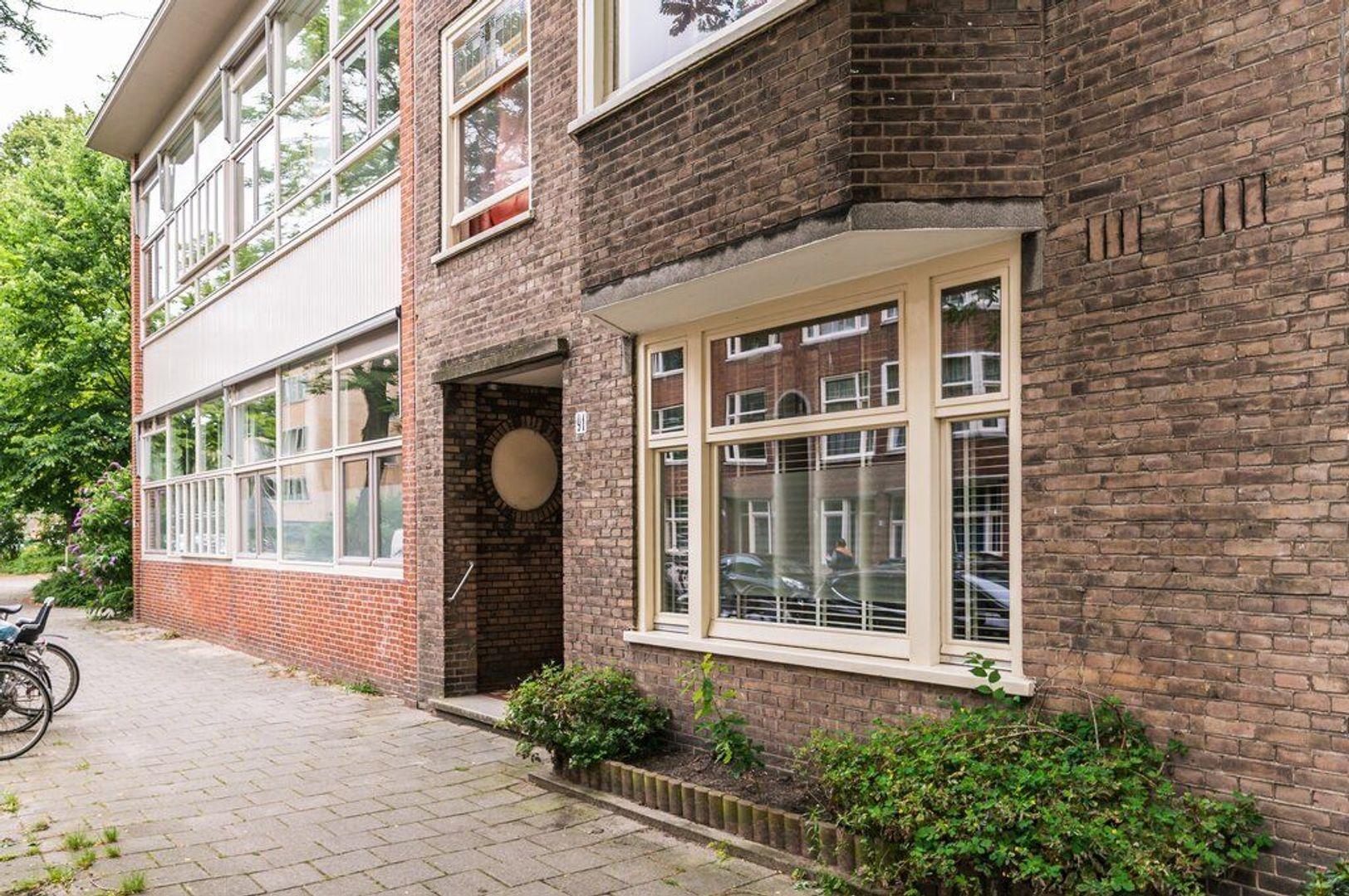 Hunzestraat 91 HS, Amsterdam foto-20 blur