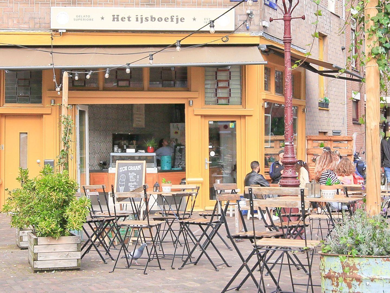 Tweede Oosterparkstraat 203 D, Amsterdam foto-27 blur