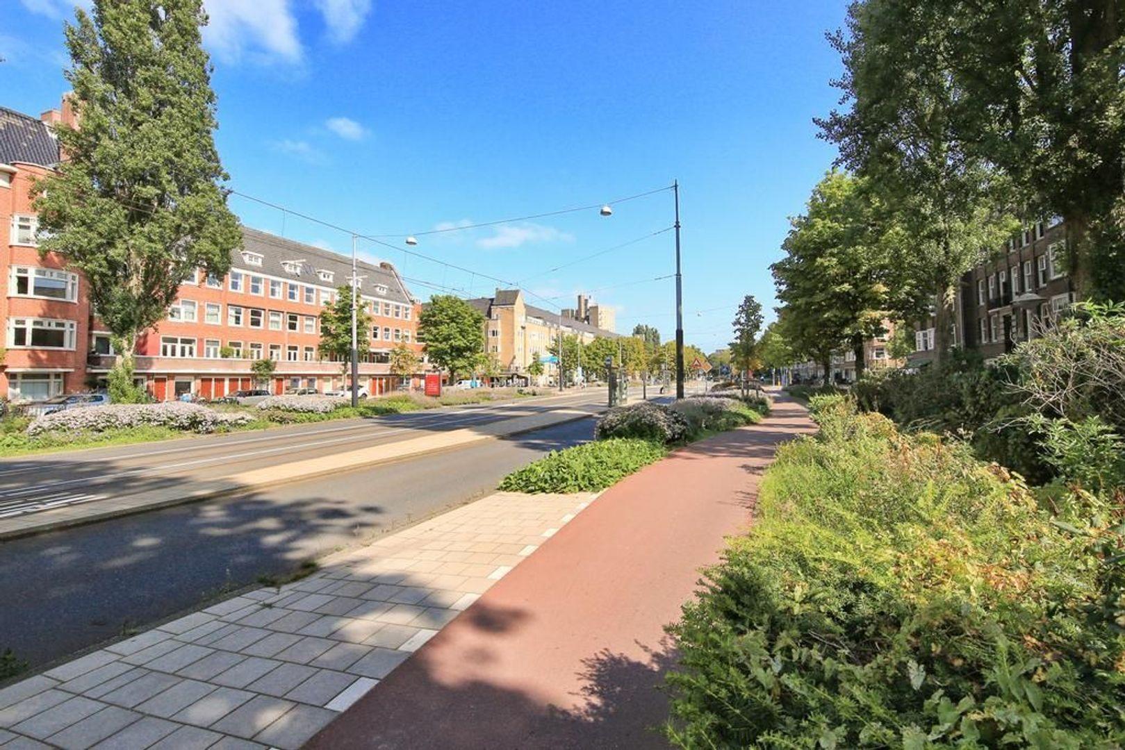 Rooseveltlaan 80 I, Amsterdam foto-2 blur