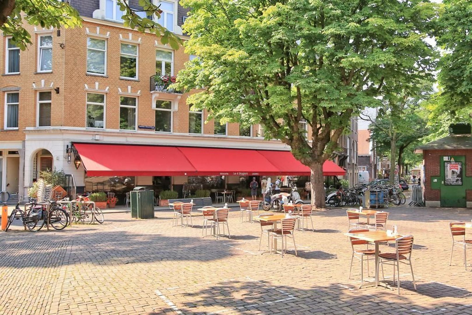 Frans van Mierisstraat 123 -II, Amsterdam foto-31 blur