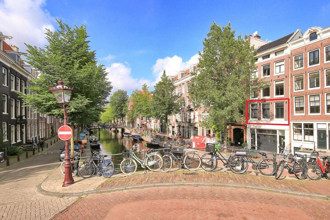 Looiersgracht 10 -1, Amsterdam