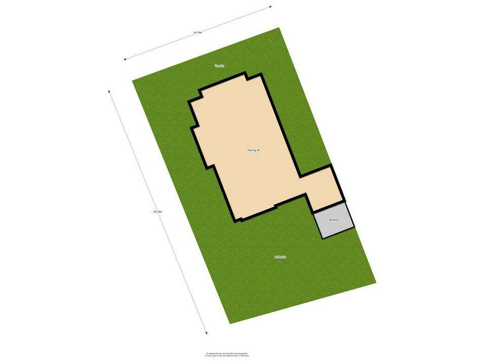 Willem Wilminkstraat 39, Berkel En Rodenrijs plattegrond-32