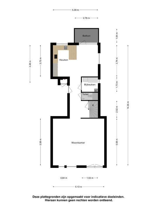Spinhuispad 94, Schiedam plattegrond-29