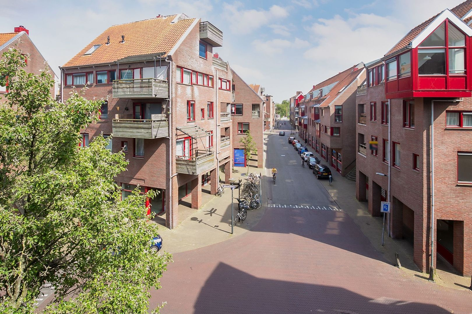 Spinhuispad 94, Schiedam foto-25 blur