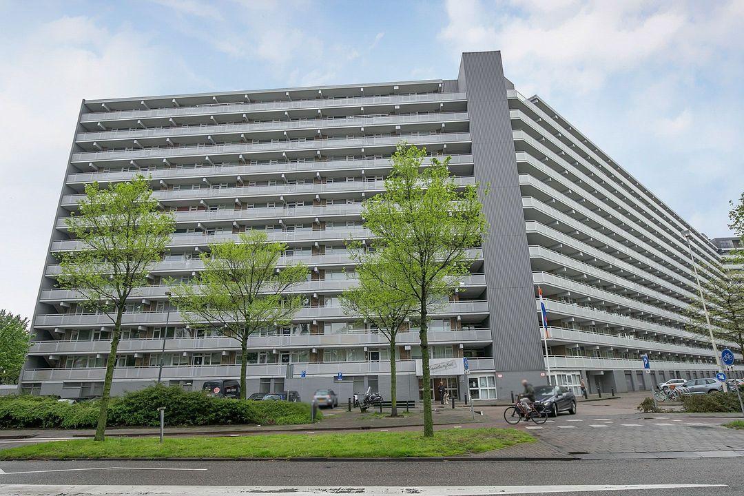Chopinplein 52, Schiedam