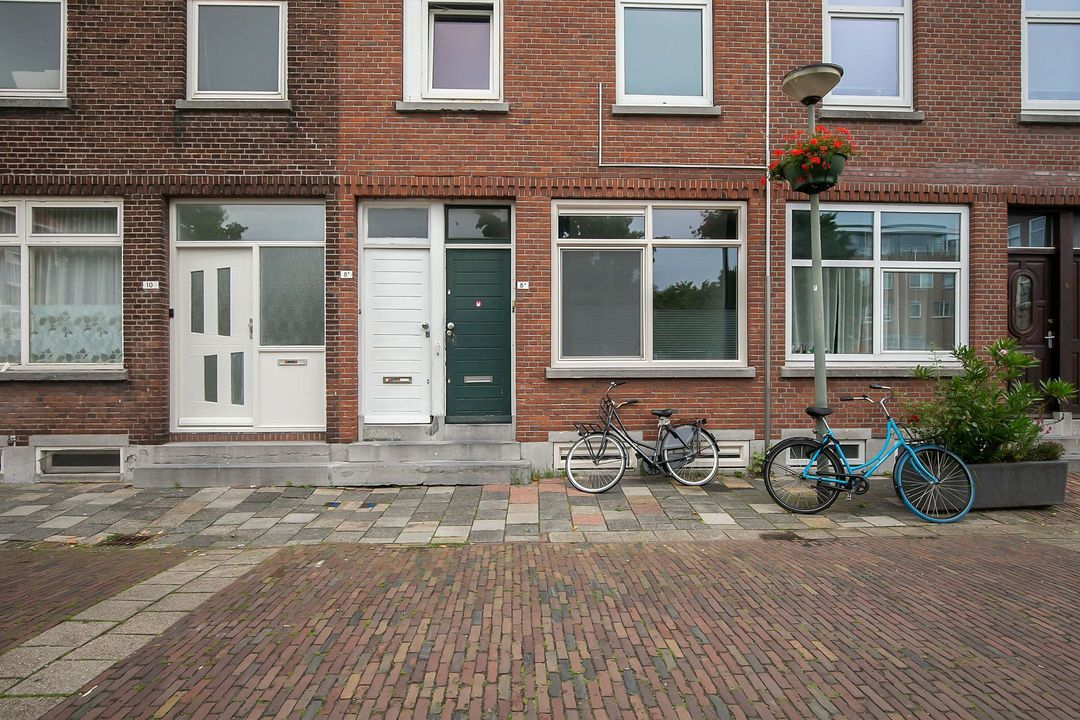 Edisonplein 8 a, Schiedam