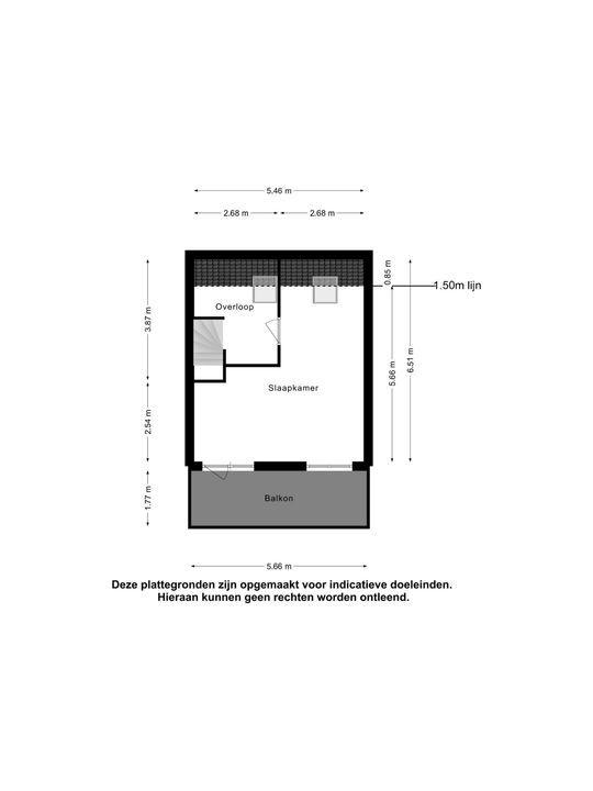 Boekweitakker 18, Schiedam plattegrond-28