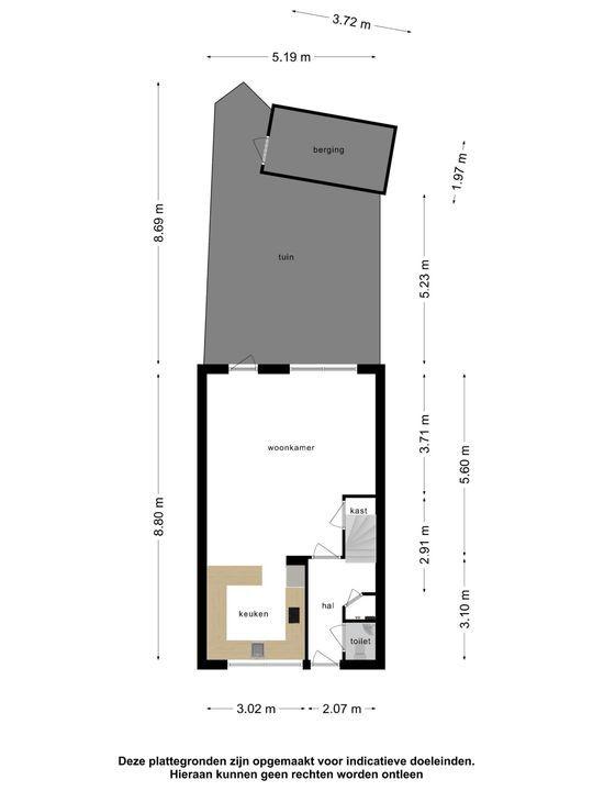 Grevelingenstraat 44, Schiedam plattegrond-33