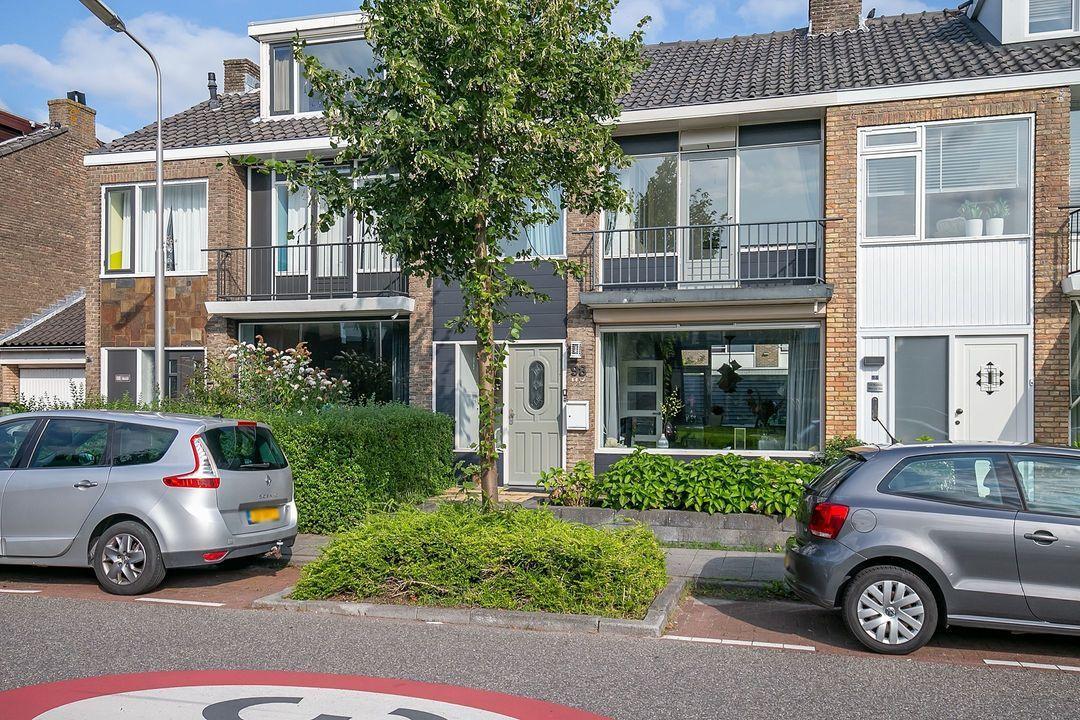 Wilhelminastraat 98, Berkel En Rodenrijs