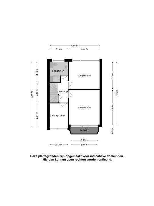 Wilhelminastraat 98, Berkel En Rodenrijs plattegrond-27