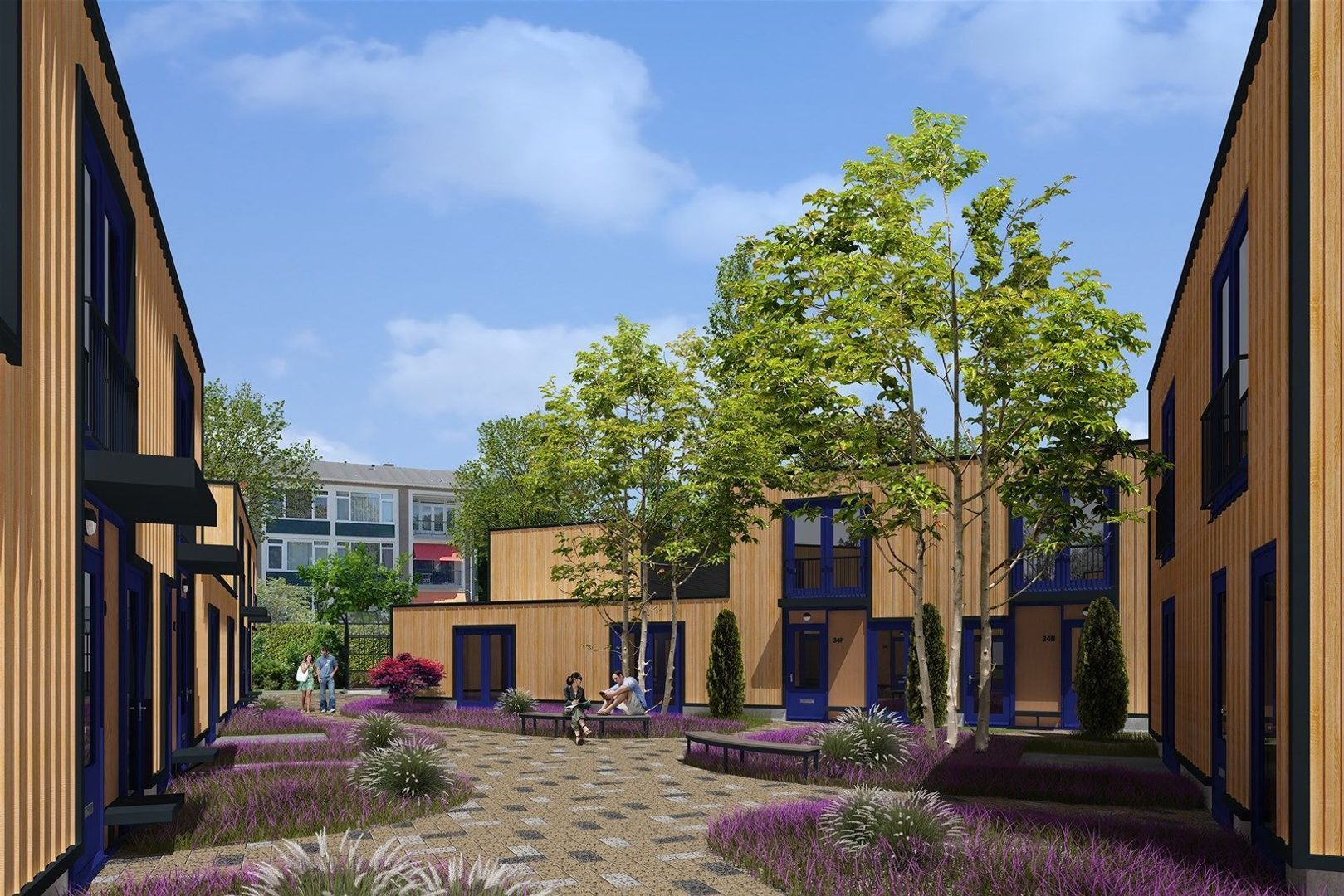 De Groene Gooyers, Hilversum