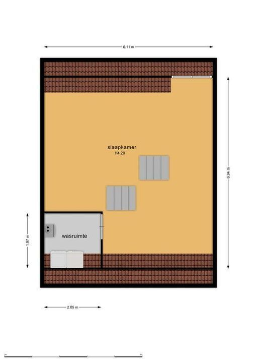 Hindelaan 24, Hilversum plattegrond-27